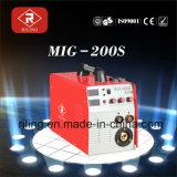 Máquina de soldadura de IGBT MIG com Ce (MIG-160ST/180ST/200ST)