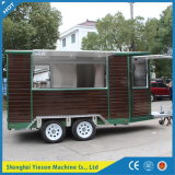 Yieson Custom Mobile Wooden Kitchen Goes