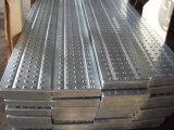 De Plank van de Steiger van het Staal van de Steiger van het aluminium voor Systeem Ringlock