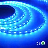 la striscia il RGB 5m di 12V 5050 SMD LED 60LEDs/M flessibili impermeabilizza