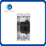 IP66 35A/63A  250V  Single  Isolador do PVC do interruptor do Disconnector de Pólo