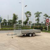 De Aanhangwagen van de Tanker van de brandstof voor Zwaar Transport