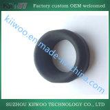 Boccola di gomma del nero di alta qualità personalizzata fabbrica di iso