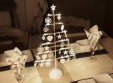 Diversa decoración de la Navidad del vector LED de la dimensión de una variable