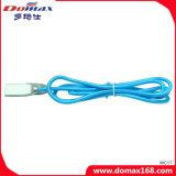 Câble usb matériel en nylon pour le câble mobile d'Ephone