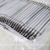 Acoplamiento de alambre industrial del filtro del acero inoxidable
