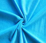 tela coral de veludo da tela de veludo do Dobro-Lado do poliéster 180GSM para a toalha de praia
