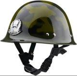 플라스틱 경찰 의무 안전 헬멧