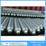 cylindre de gaz industriel à haute pression de diamètre de 40L 150bar 219mm