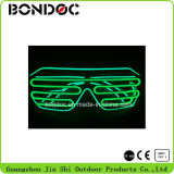 Boa qualidade High Brightness Party Flashing LED Óculos de sol