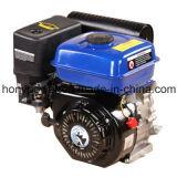 13.0 El HP 4 frota ligeramente el motor de gasolina