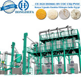 Máquina da fábrica de moagem de milho do milho do PLC