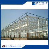 Almacén resistencia al fuego Preingeniería Panited fábrica de acero estructural
