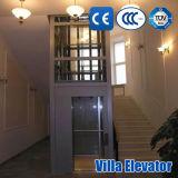 中国様式デザイン乗客のエレベーターの小さい上昇、別荘のエレベーター
