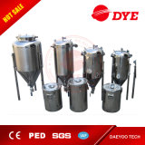 Micro Fermenter/Fermenter, Single Layer and Double Jacket