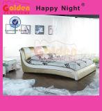 Indische doppeltes Bett-Luxuxentwürfe 2859