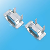 Einfache oder doppelte Verpackungs-Band SS Ohr-Lokt Faltenbildung