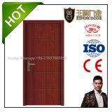 Porte en bois solide de panneau en bois