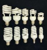 T4 Spiraalvormige Energie - besparingsBol voor Fluorescente Lamp (15W 18W 23W 25W 30W 40W)