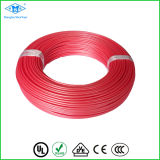 10mm2 High Temp Heating 250c grau Teflon Wire and Cable