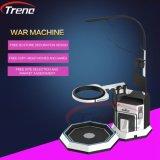 Máquina de juego interactiva del Shooting del simulador de la guerra de la fuente 9d Vr Vr de la fábrica en parque de atracciones