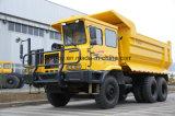 Camion à benne basculante Wide-Body de 60 tonnes hors route