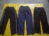 Pakistan Style Recycling Military Nylon Pants Wholesale Vestuário de calças de algodão usado