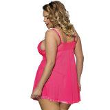 2017 mujeres al por mayor más el tamaño de la ropa interior atractiva