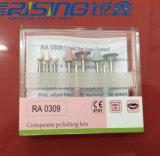Зубоврачебные составные полируя burs /dental наборов RA0309