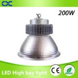 거의 200W 안정되어 있는 질 LED 높은 만 빛