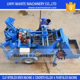 Ladrillo/bloque diesel del suelo de Wt2-20m que hace la máquina con capacidad grande
