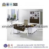 중국은 다리 행정실 책상 (M2603#)를 금속을 붙인 사무용 가구를