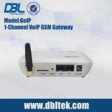 GoIP VoIP 1つのポートのGSMのゲートウェイ