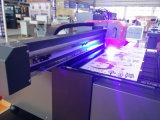 Machine faite sur commande personnalisée UV à plat à grande vitesse de cas de téléphone mobile