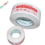 Kundenspezifisches Druck-transparentes anhaftendes Verpackungs-Band