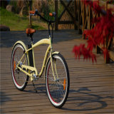 Populaire 36V 10Ah Lithium Battery Beach Bike électrique pour homme