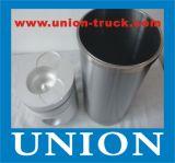 Pistão acessório 13216-2290 13216-2580 do motor Diesel H07c de Hino