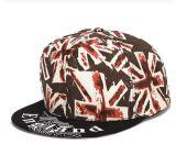 Casquillo plano impreso aduana del Snapback del borde de la alta calidad/casquillo/sombrero de Hip Hop