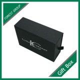 Коробка подарка ящика Шанхай изготовленный на заказ Matt черная
