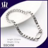 熱い販売の宝石類のカップル304Lのステンレス鋼の女性のチェーンブレスレット