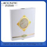 Jet-102 Impresión personalizada de doble descarga de agua de plástico cisterna de agua