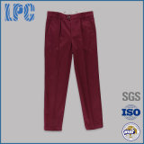 Jungen-Twill-Chino-Uniform-Hose