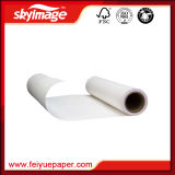 (1118mm *100m) le papier de transfert anticourbure de la sublimation 75GSM rapide sèchent pour l'impression de tissus