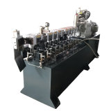 Máquina laboratorio de polietileno de alta densidad PE doble tornillo plástico peletizadora