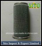 Acero inoxidable 316L de alambre tejido de malla del tamiz del cilindro