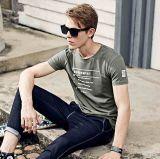 Le T-shirt des hommes de tendance de mode de personnalité