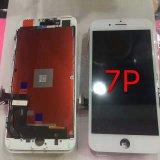 フレームが付いている接触計数化装置とのIphone 7gのプラスのための元のLCD