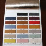 кожа PU влияния 1.1mm двойная верхняя для сумок (T955)