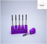 Cutoutil HRC45 Tialn 코팅 D10*25*75  강철 CNC 기계로 가공 부속 &#160를 위한 2f/4f; Square 탄화물 끝 선반 공구