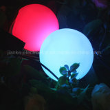 クリスマス・パーティ多色刷りLEDの標識燈Poiの球(3560)